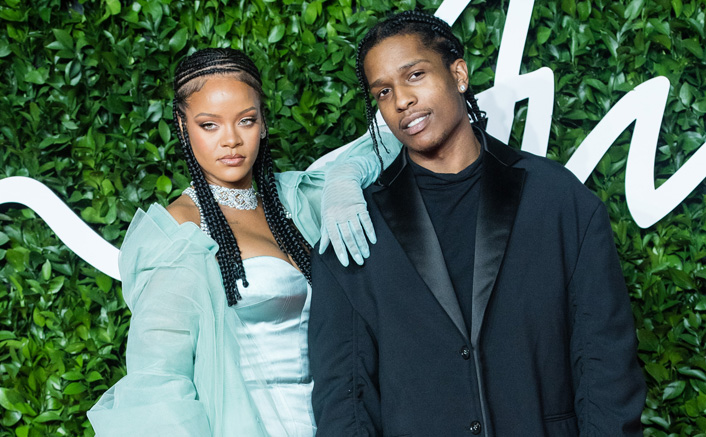 Rihanna & A$AP Rocky's Dating Rumours Heat Up As They Get Spotted Cosying Up In Barbados