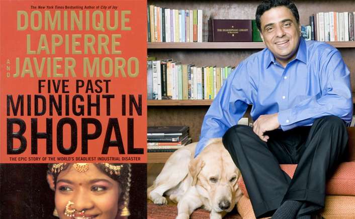 Ronnie Screwvala's RSVP in association with Global One Studios Nabs Rights to Dominique Lapierre and Javier Moro's Book 'Five Past Midnight in Bhopal' (Pic credit: Facebook/Ronnie Screwvala}
