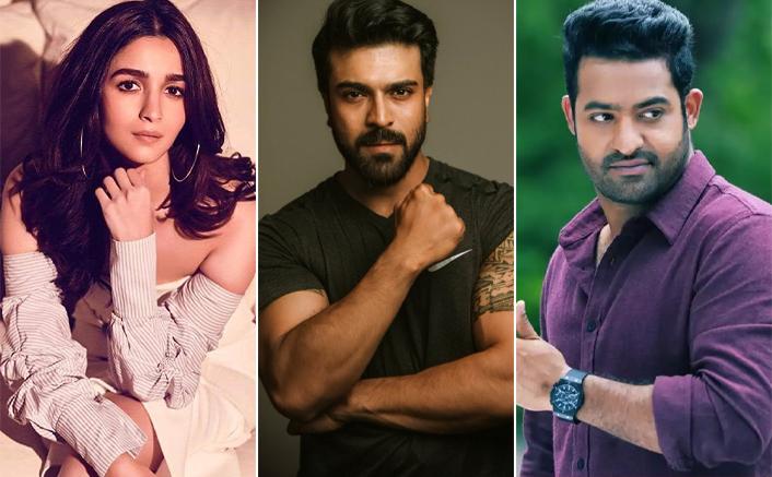 Alia Bhatt Begins Shooting S. S Rajamouli's RRR With An Emotional Scene Featuring Ram Charan & Jr NTR