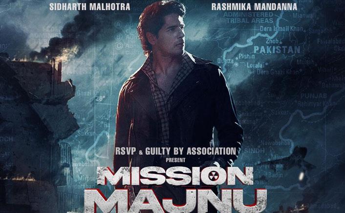 Sidharth Malhotra & Rashmika Mandanna Collaborate For Espionage Thriller Mission 'Majnu'