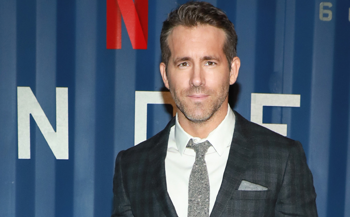Ryan Reynolds Hilariously Promotes His Gin Brand While Promoting His Upcoming Family Film Crood