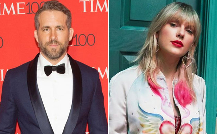 Ryan Reynolds & Taylor Swift Collaborate For A New Version Of 2008 Hit Love Story