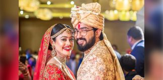 Sachet-Parampara tie the knot
