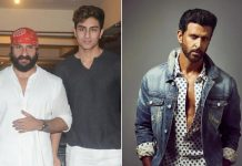 Saif Ali Khan Wants Ibrahim To Explode On-Screen Like Hrithik Roshan