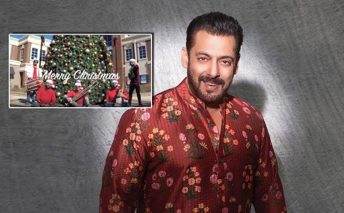 Salman Khan has a special message on Christmas