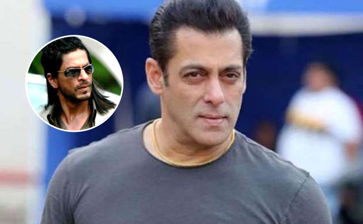 Salman Khan Has Started Shooting For Antim?