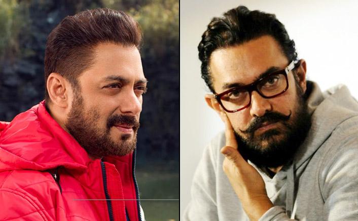 Salman Khan Talks About Aamir Khan's Clean Image