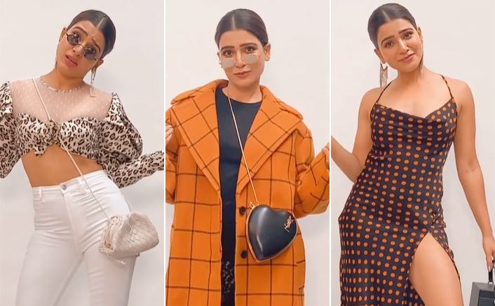 From YSL To Louis Vuitton, Samantha Akkineni's Luxury Bag Collection Is Making Us Love Her Even More!