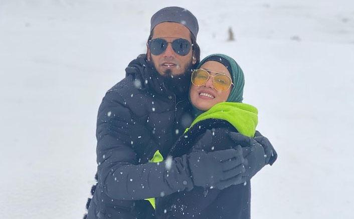 Sana Khan Calls Husband Anas Saiyad 'Best Shohar'