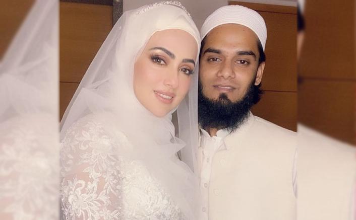 Sana Khan On Leaving Showbiz, Marrying Anas Saiyad & Having A Baby