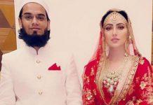 Sana Khan's Hubby Anas Saiyad Reveals Being Shocked Himself When She Announced Of Quitting Showbiz