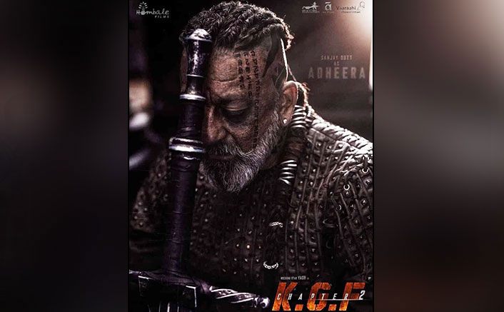 KGF Chapter 2: Sanjay Dutt Is Shooting For The Action ...