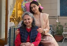 Sara Ali Khan Calls Sharmila Tagore 'Badi Amman'; Thanks Her For Being A 'Pillar Of Support'