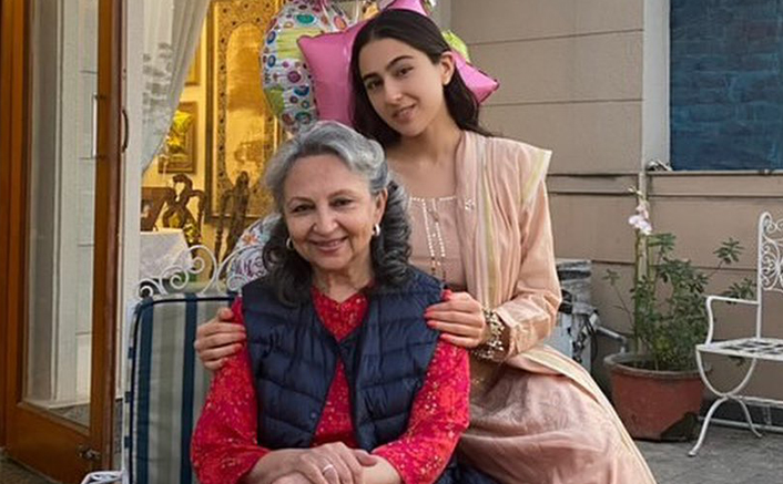 Sara Ali Khan Posts A Sweet Note For Sharmila Tagore On Her Birthday