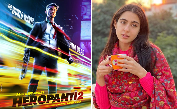 Sara Ali Khan Lost Out On Tiger Shroff's Heropanti 2 Because Of NCB Drug Row?
