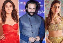 When Sara Ali Khan Called Kareena Kapoor 'Aunty'; Father Saif Ali Khan's Reaction Was Hilarious!