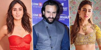 When Sara Ali Khan Called Kareena Kapoor 'Aunty'; Father Saif Ali Khan's Reaction Was Hilarious!