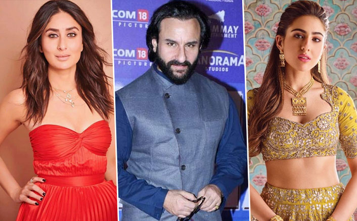 Sara Ali Khan Once Called Kareena Kapoor Khan 'Aunty'; Here's Saif Ali Khan's Reaction