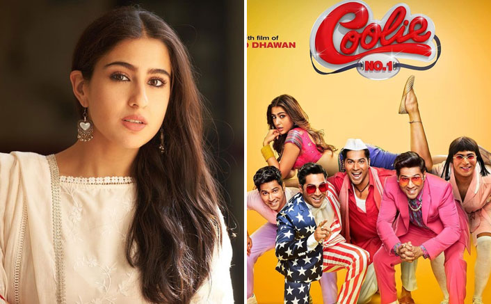 """Exclusive! Sara Ali Khan On Coolie No 1 Releasing On OTT: """"Obviously, There's A Bit Of A Disappointment But…"""""""