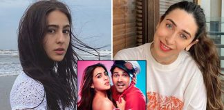 Sara Ali Khan: Trying to copy Karisma Kapoor wouldn't be fun and wouldn't be possible