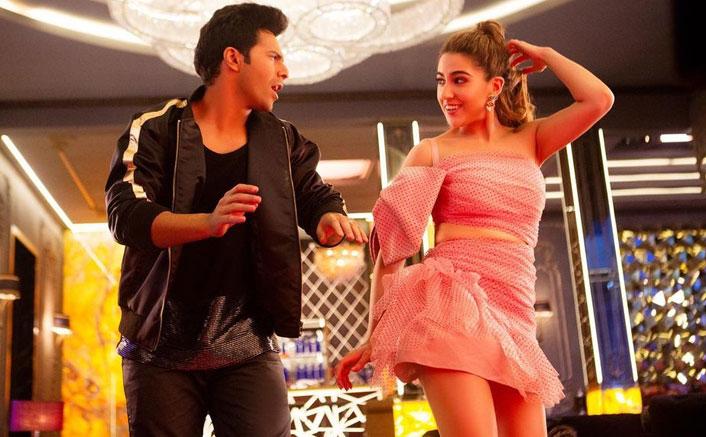 Sara Ali Khan: Varun Dhawan my mate, dancing with him my fate
