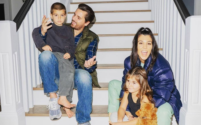 """Scott Disick Posts Picture With Kourtney Kardashian; Says She Is """"Best Baby Maker In Town"""""""