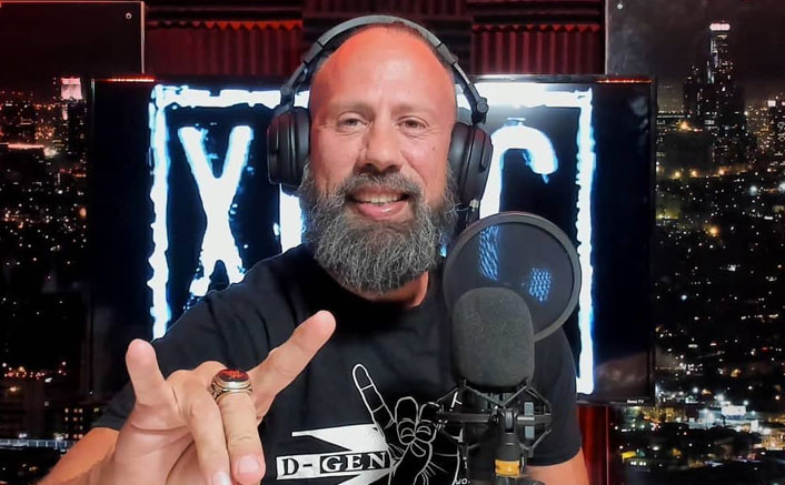 Sean Waltman AKA X-Pac Cured For Hepatitis C