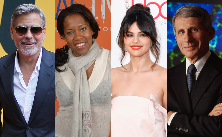Selena Gomez, George Clooney, Regina King & Dr Anthony Fauci Honoured With People Of The Year 2020(Pic credit: Getty Images)
