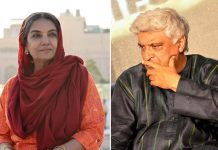 Shabana Azmi shares pic with Javed Akhtar ahead of 36th anniversary