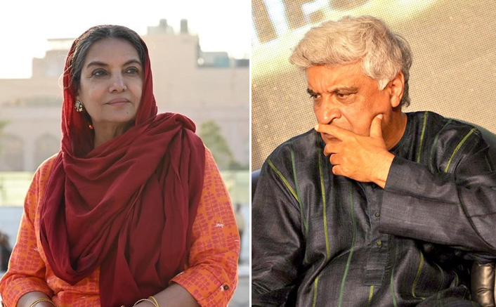 Shabana Azmi Shares A Pic With Javed Akhtar Ahead Of 36th Anniversary