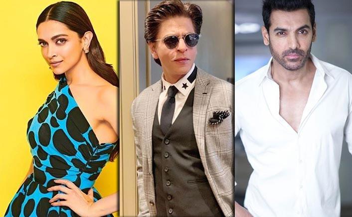 Shah Rukh Khan, Deepika Padukone & John Abraham To Shoot For Pathan In Abu Dhabi?