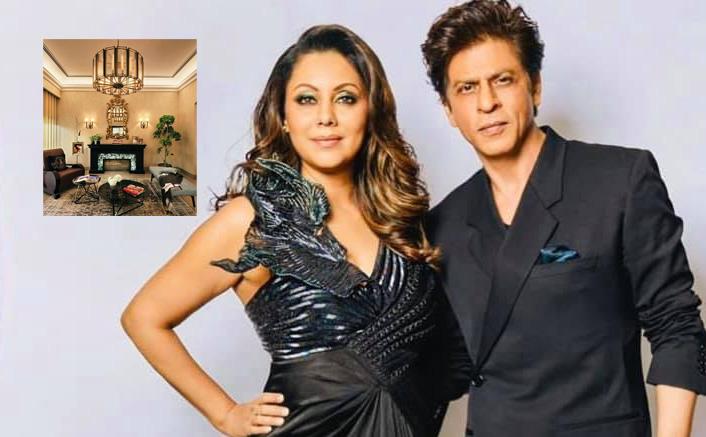 Shah Rukh Khan & Gauri Khan's Delhi Abode Will Leave You Speechless; See Pics(Pic credit: Facebook/Gauri Khan)