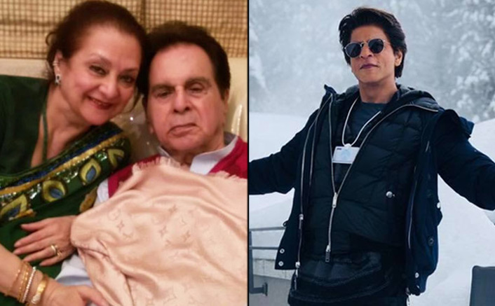 Not Shah Rukh Khan But It Was Dilip Kumar Who Started The Iconic Hands Stretched Pose Reveals Saira Banu