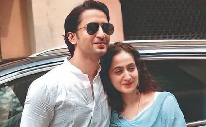 Shaheer Sheikh Opens Up About His Falling In Love With Ruchikaa Kapoor