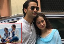Shaheer Sheikh & Ruchikaa Kapoor's Alone Time After Wedding Is The Romance Of Our Dreams, See Pic