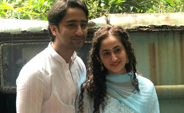 Shaheer Sheikh & Ruchikaa Kapoor's Wedding Footage Leaked
