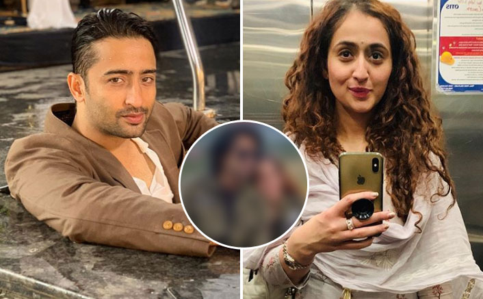 Shaheer Sheikh Treats Fans With A Lovey-Dovey Picture With Ruchikaa Kapoor