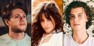 Shawn Mendes & One Direction Star Niall Horan Some Love To Camila Cabello, Watch!