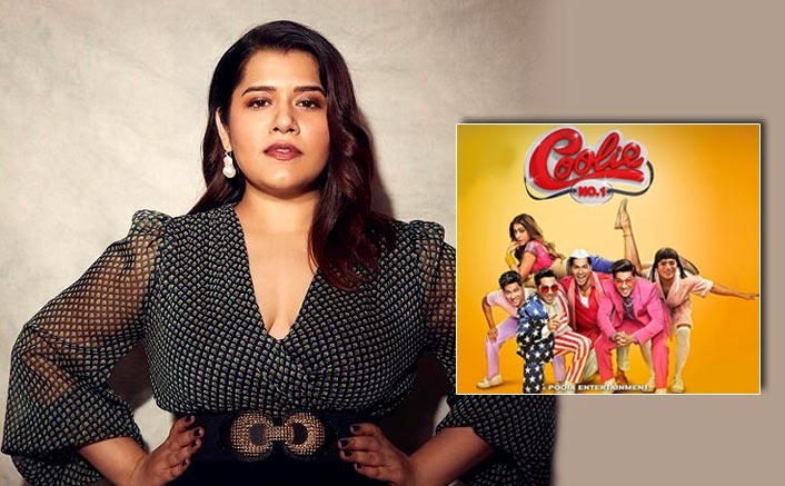 Shikha Talsania Talks About Coolie No 1 Plot Being Labelled Problematic