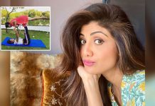 Shilpa Shetty lifts sister Shamita as part of her workout