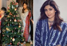 Shilpa Shetty reveals her favourite Christmas tradition