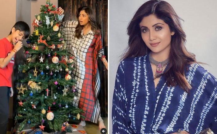 Shilpa Shetty Reveals Her Favourite Christmas Tradition