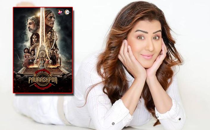 Shilpa Shinde Talks About Paurushpur