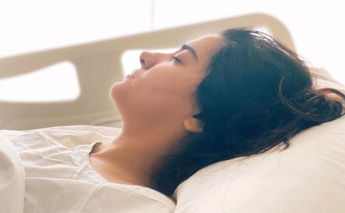 Shruti Seth undergoes emergency surgery