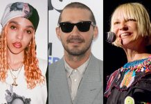 Sia calls Shia LaBeouf 'pathological liar', FKA twigs supports her