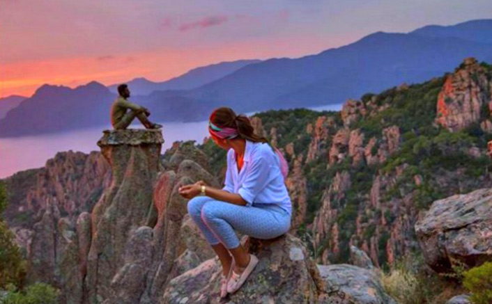 Siddhant Chaturvedi & Deepika Padukone Shot For Their Upcoming Shakun Batra Film In Alibaug Recently