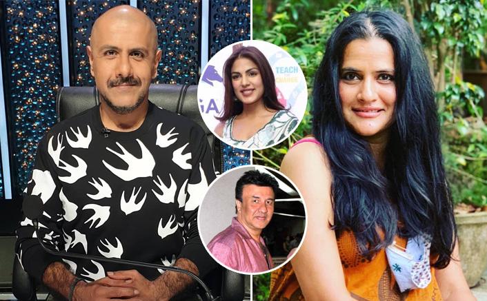 Sona Mohapatra Questions Vishal Dadlani's Silence On Anu Malik's #MeToo Row After He Supports Rhea Chakraborty(Pic credit: Facebook/Sona Mohapatra, Vishal Dadlani)