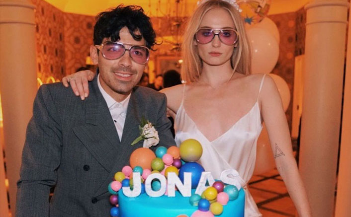 Sophie Turner Share Some Extraordinary Throwback Pics With Husband Joe Jonas On Her Instagram