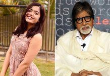 Rashmika Mandanna To Charge Enormous Fee For 'Deadly' Alongside Amitabh Bachchan?