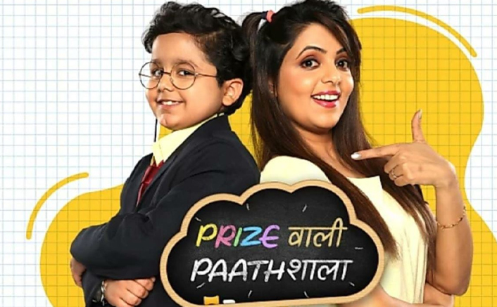 Sugandha Mishra Exclusively Talks About Her New Show Prize Wali Paathshala & More
